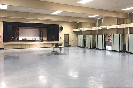 Cafeteria / Multi-Purpose Room (Gym)