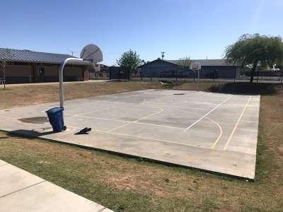 Basketball Courts / Blacktop