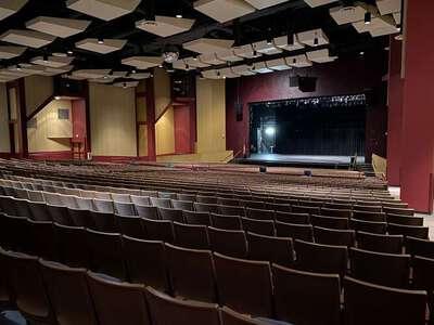 OPAC Theatre/Auditorium