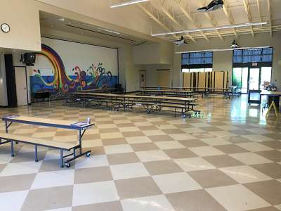 Cafeteria / Multi-Purpose Room