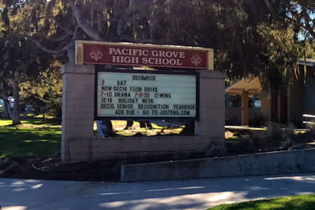 Pacific Grove High School