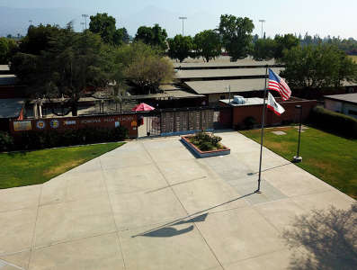 Pomona High School
