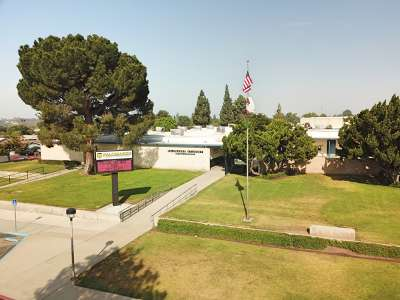 Palomares Academy of Health Sciences