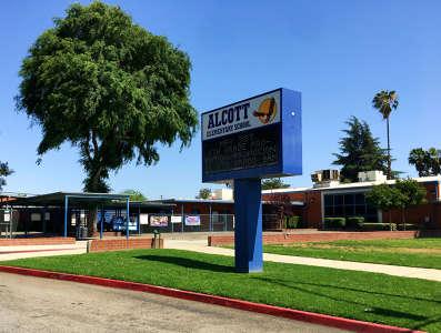 Alcott Elementary School