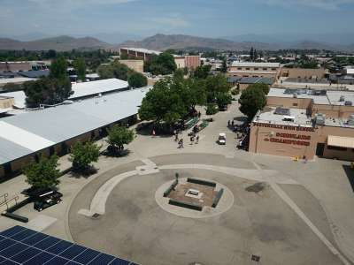 Porterville High School
