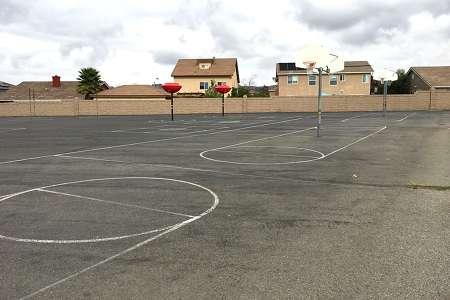 Blacktop/Outdoor Basketball Courts