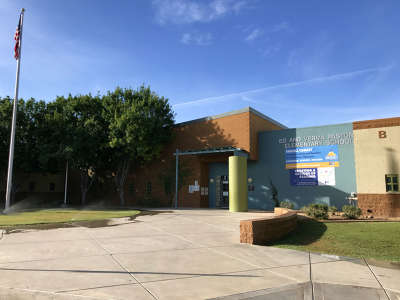 Ed and Verma Pastor Elementary School