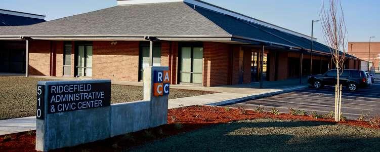 Ridgefield Administrative Civic Center