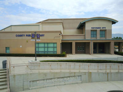 Wilmer Amina Carter High School