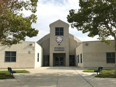 Dr. Edward Fitzgerald Elementary School