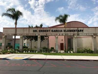 Dr. Ernest Garcia Elementary School