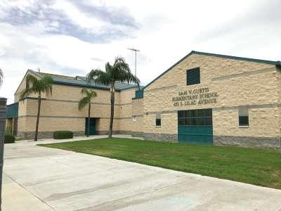 Sam V. Curtis Elementary School