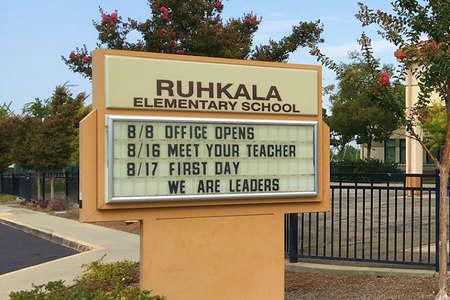 Ruhkala Elementary School