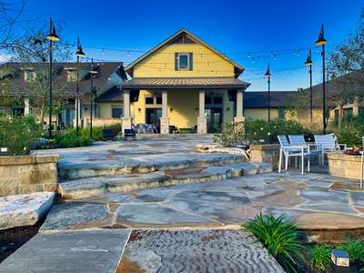 Sawmill Lake Club – Broad Oak Patio