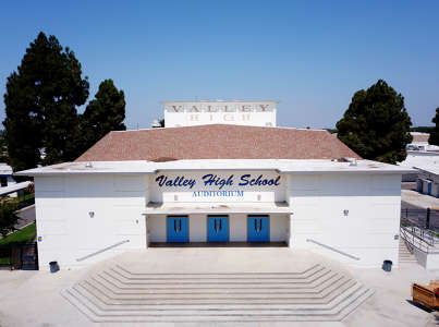 Santa Ana Valley High School