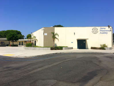 Sierra Preparatory Academy