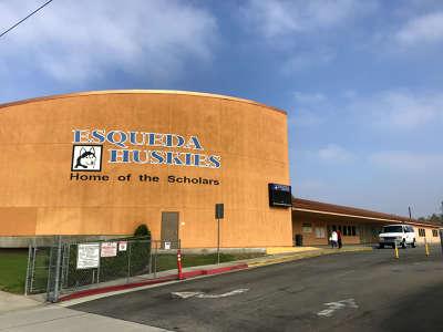 Manuel Esqueda Elementary School