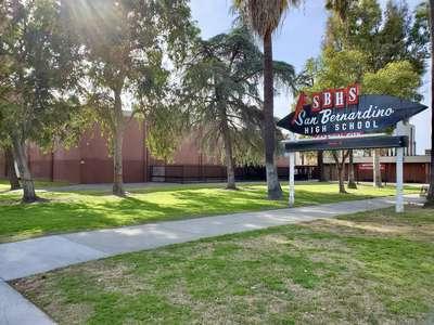 San Bernardino High School