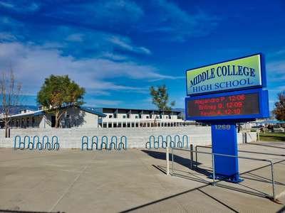 Middle College High School