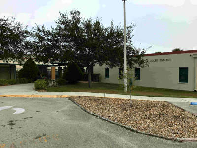 J. Colin English Elementary School