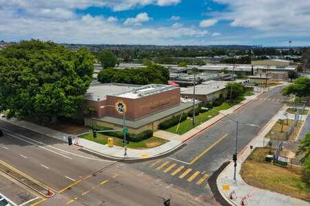 Mission Bay High School