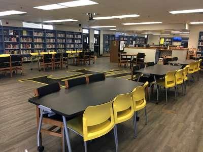 Library - Oak