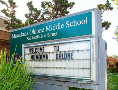 Muwekma Ohlone Middle School