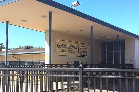 Commodore Stockton Skills Elementary School
