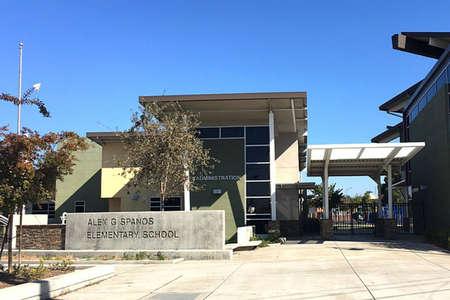 Spanos Elementary School