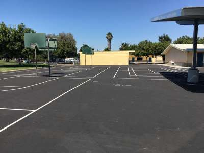 Basketball Courts/Blacktop
