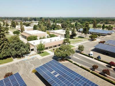 Golden West High School