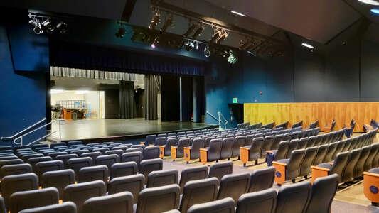 El Diamante Theater @ El Diamante HS