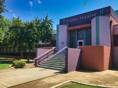 Rotary Theater @ Sierra Vista HS