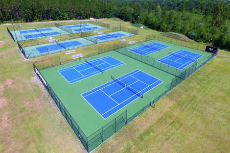 WCHS Tennis Court Facility