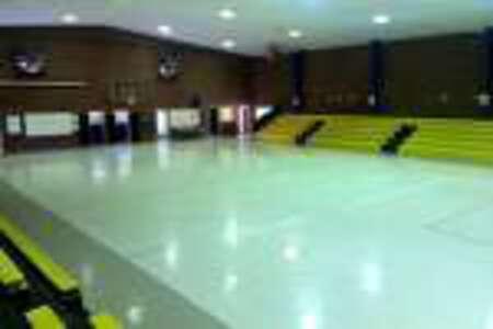 Former Martha Rawls Smith Elementary Gym