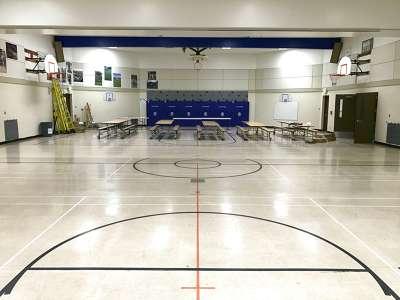 Cafeteria (Gym)