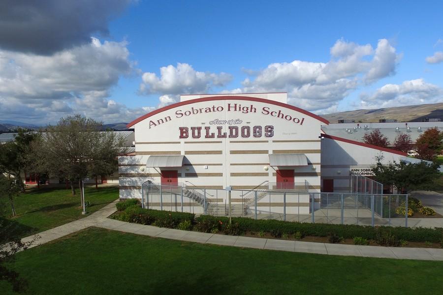Ann Sobrato High School