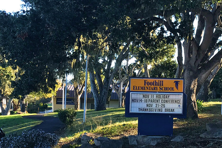 Foothill Elementary