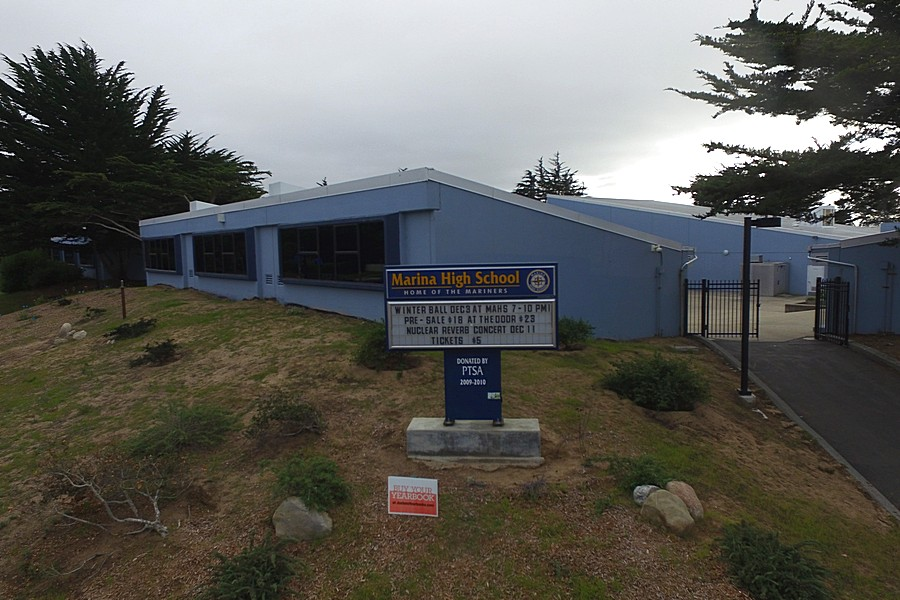 Marina High School