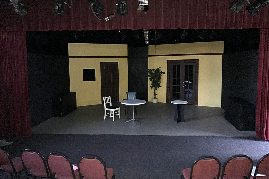 Small Theater