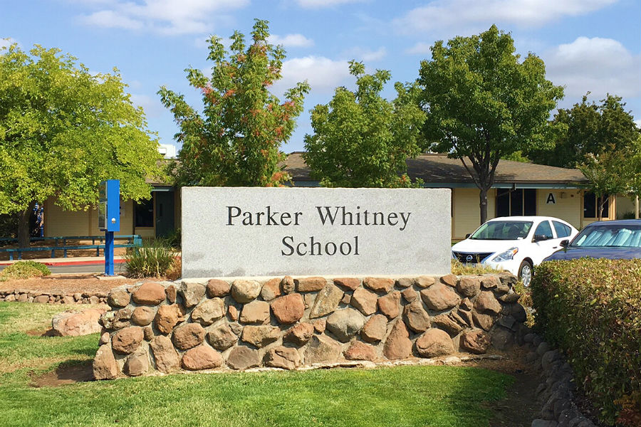 Parker Whitney Elementary School