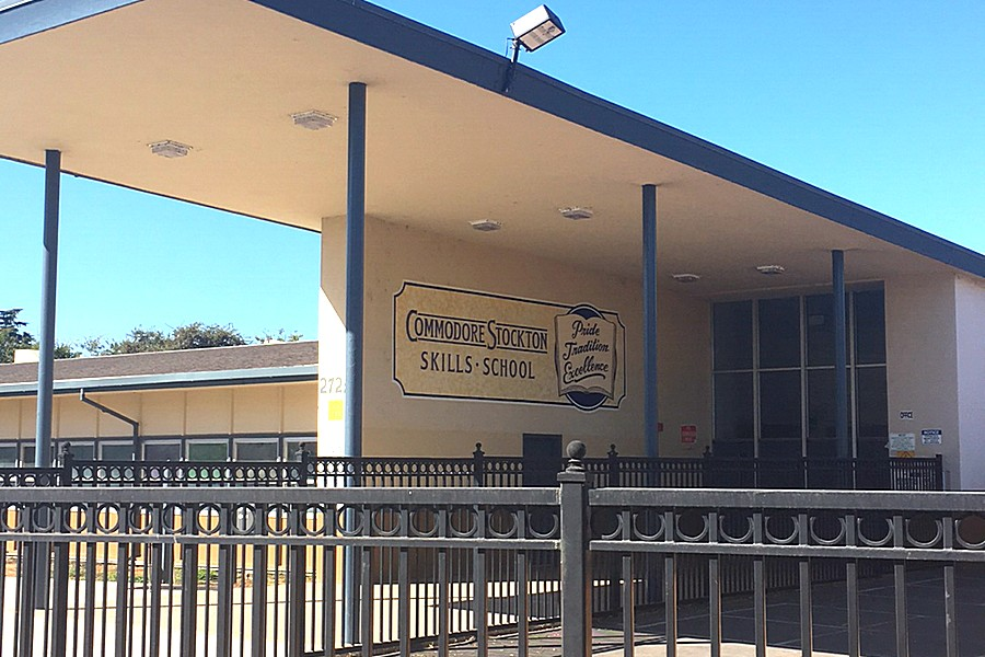 Commodore Stockton Skills Elementary School