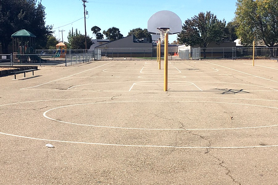 Blacktop 1 / Basketball Courts